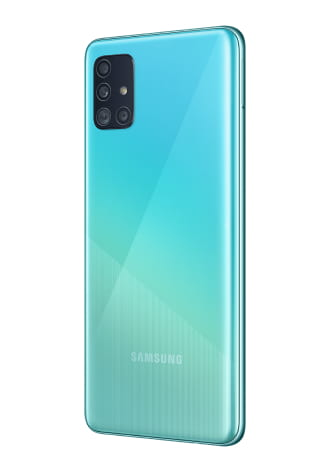 Samsung Galaxy A51 128GB LTE Prism Crush Blue
