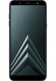 Samsung Galaxy A6 Plus 32GB LTE Black