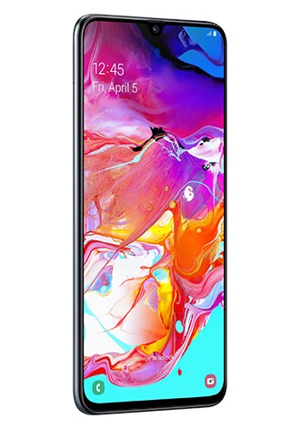Samsung Galaxy A70 128GB LTE Black