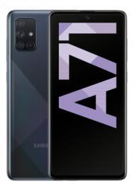 Samsung Galaxy A71 128GB LTE Prism Crush Black