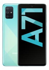 Samsung Galaxy A71 128GB LTE Prism Crush Blue