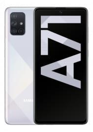 Samsung Galaxy A71 128GB LTE Prism Crush Silver