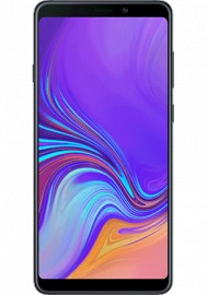 Samsung Galaxy A9 128GB LTE Caviar Black