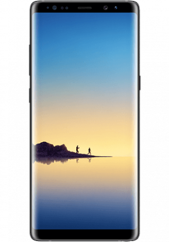 Samsung Galaxy Note 8 64GB LTE Midnight Black