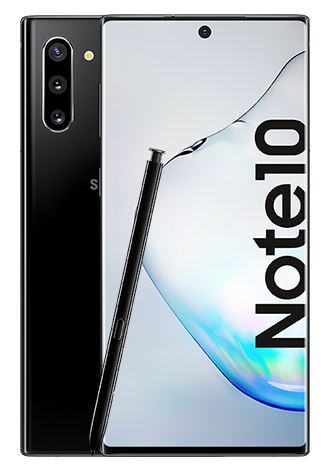 Samsung Galaxy Note10 256GB LTE Aura-Black