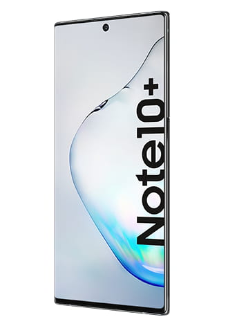 Samsung Galaxy Note10+ 256GB LTE Aura Black