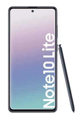 Samsung Galaxy Note10 Lite 128GB LTE Aura Black