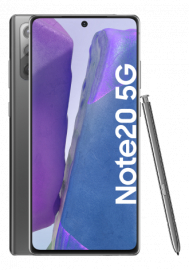 Samsung Galaxy Note20 5G 256GB Mystic Gray