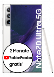 Samsung Galaxy Note20 Ultra 5G 256GB Mystic White