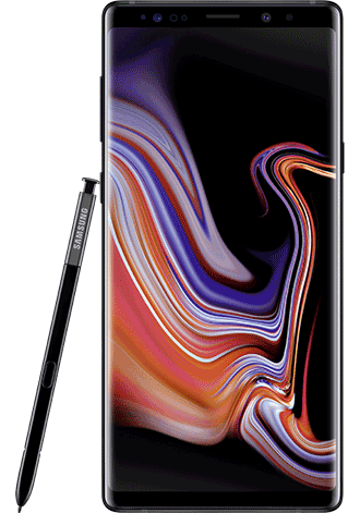 Samsung Galaxy Note9 128GB LTE Midnight Black