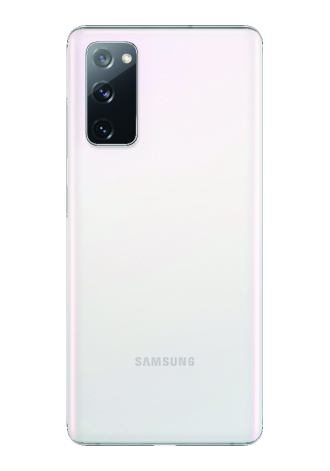 Samsung Galaxy S20 FE 128 GB LTE Cloud White