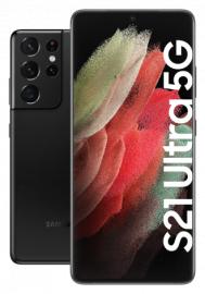 Samsung Galaxy S21 Ultra 5G 128 GB Phantom Black