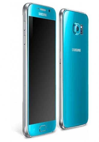Samsung Galaxy S6 128GB LTE Blue Topaz