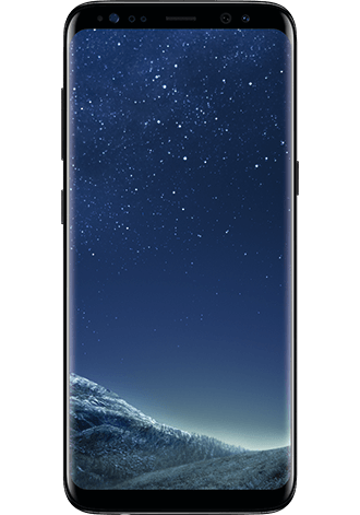 Samsung Galaxy S8 64GB LTE Midnight Black