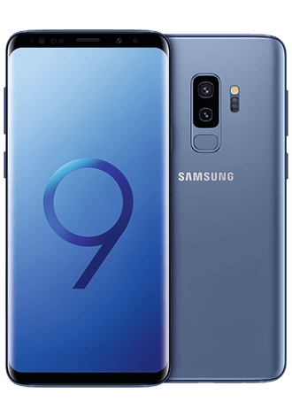 Samsung Galaxy S9 Plus 64GB LTE Coral Blue