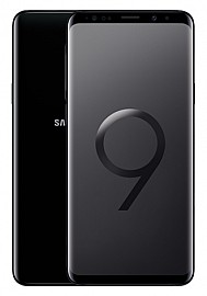 Samsung Galaxy S9 Plus 64GB LTE Midnight Black