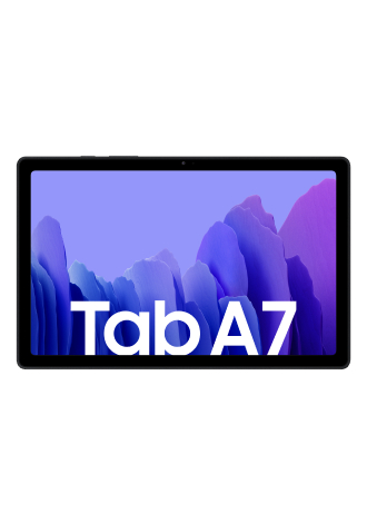 Samsung Galaxy Tab A7 WiFi 32 GB Dark Grey