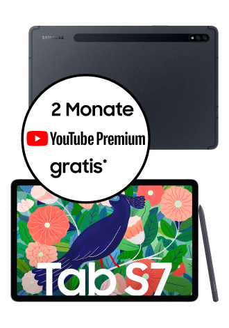 Samsung Galaxy Tab S7 WiFi 128 GB Mystic Black