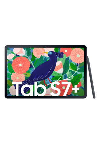 Samsung Galaxy Tab S7+ WiFi 256 GB Mystic Black