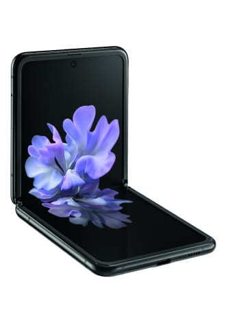 Samsung Galaxy Z Flip 256GB LTE Mirror Black