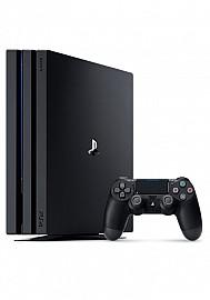 Sony PlayStation 4 Pro 1 TB Festplatte