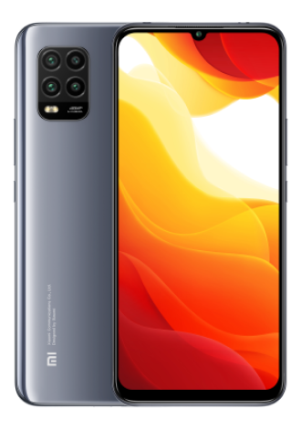 Xiaomi Mi 10 Lite 128 GB 5G Cosmic Grey
