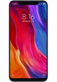 Xiaomi MI 8 64GB LTE Black