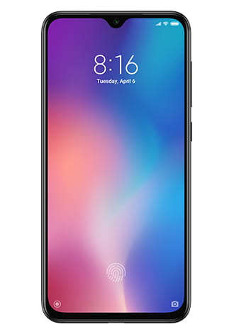 Xiaomi Mi 9 SE 128GB LTE Piano Black