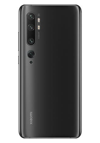 Xiaomi Mi Note 10 128GB LTE Midnight Black