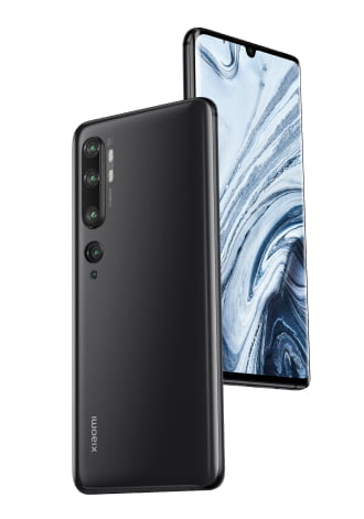 Xiaomi Mi Note 10 Pro 256GB LTE Midnight Black