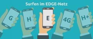 EDGE: Der 2G-Standard überdauert seinen Nachfolger UMTS.
