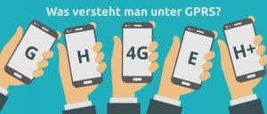 Der Mobilfunkstandard GPRS legt den Grundstein für UMTS & LTE.