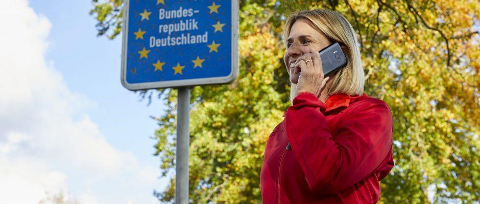 LTE in Grenzregionen verfügbar
