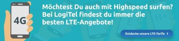 Hier geht's zu den LTE-Tarifen von LogiTel!