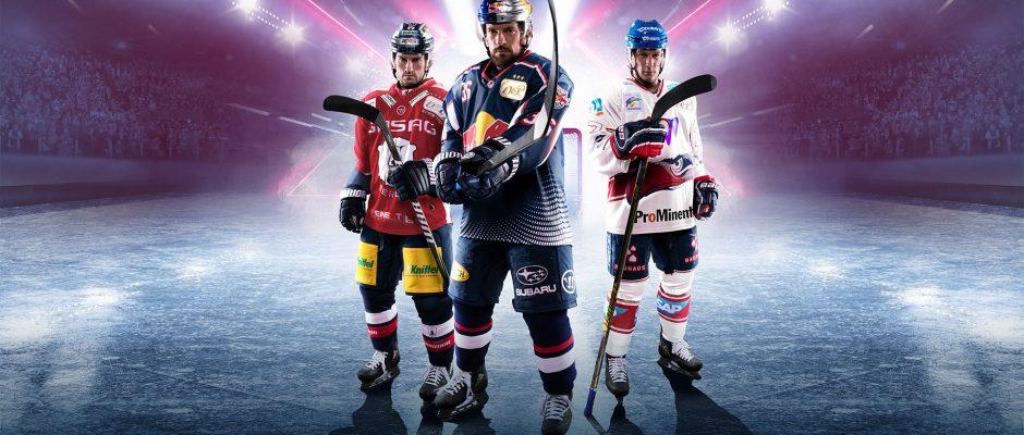 Virtuelle Eishockey-Liga für Playstation 4
