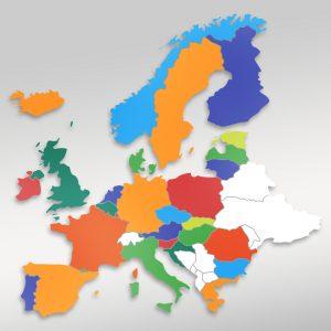Weiße Flecken in Europa: Für diese Länder gilt das EU-Roaming nicht. Eine Ausnahme mache manche Provider für die Schweiz.