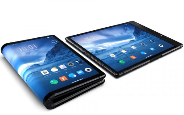 Das FlexPai war das erste faltbare Smartphone, das der Öffentlichkeit vorgestellt wurde. Xiaomi verkaufte es jedoch nur in China.