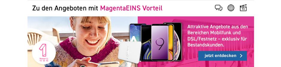 Magenta Eins Vorteil Nutzen Telekom Kunden Aufgepasst