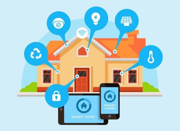 Über den 5G-Standard lassen sich Geräte und Sensoren im eigenen Heim vernetzen. Im Ernstfall setzen sie auch einen Notruf ab.