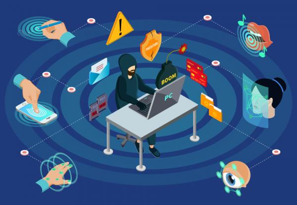 Angreifer suchen nach Schwachstellen in privaten WLAN-Netzen, um Daten abzugreifen.