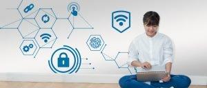 WLAN-Netzwerk gegen Hacker und Schwarzsurfer absichern