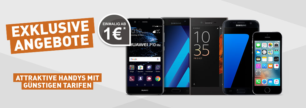 Handy Bundle Angebote - Exklusive Deals