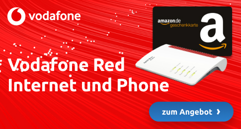 Vodafone Red Internet und Phone