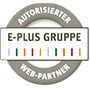 e-plus Vertriebspartner Siegel