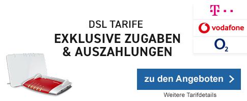 Günstige Dsl Tarife Angebote Online Bestellen