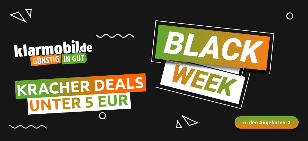 Klarmobil Black Week